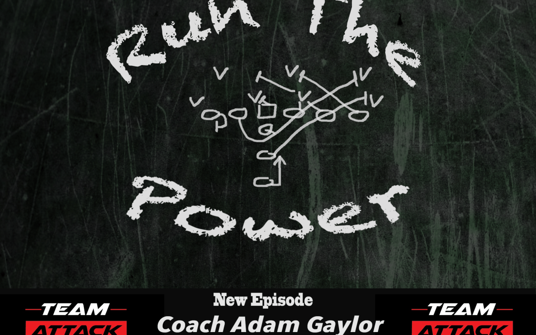 """""""Adam Gaylor – Creating player buy-in EP 006"""" Run The Power : A Football Coach's Podcast"""