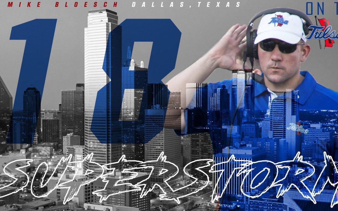 Mike Bloesch – University of Tulsa Offensive Line Coach