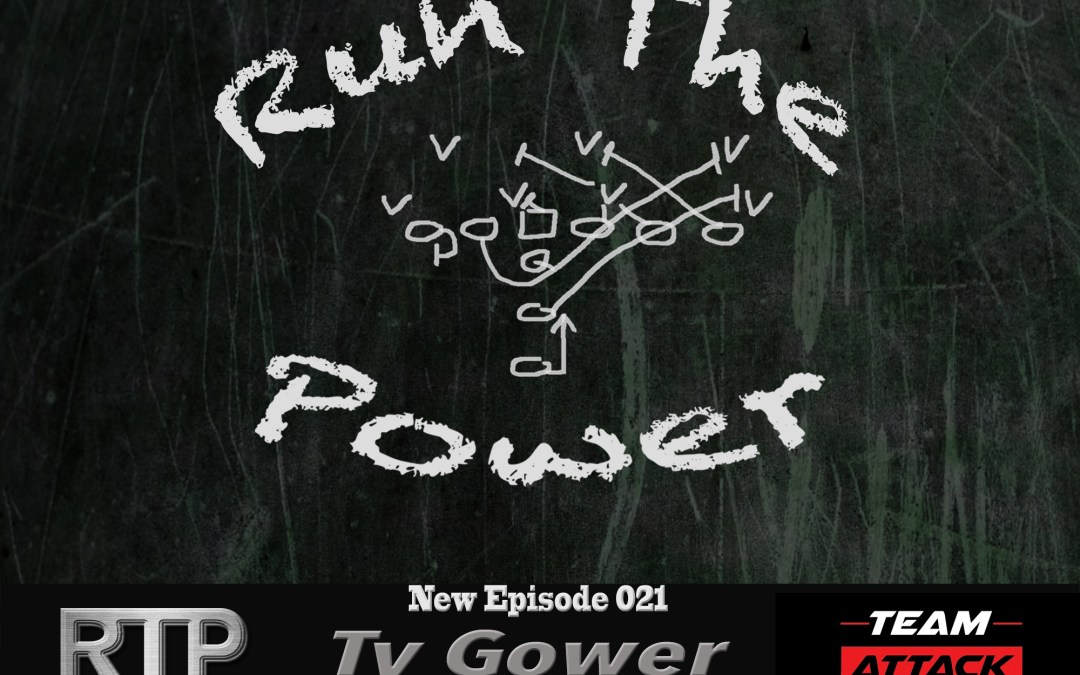 """Ty Gower – 3-4 Base, Multiple Coverages & Fronts EP 021"" Run The Power : A Football Coach's Podcast"