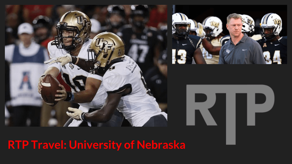 RTP Travel: University of Nebraska