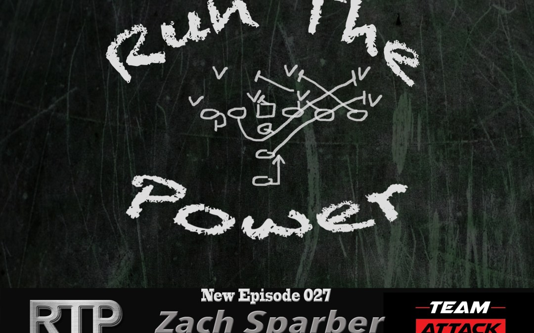 """Zach Sparber – Coaching Offensive Line for State Champions Bergen Catholic EP 027"" Run The Power : A Football Coach's Podcast"