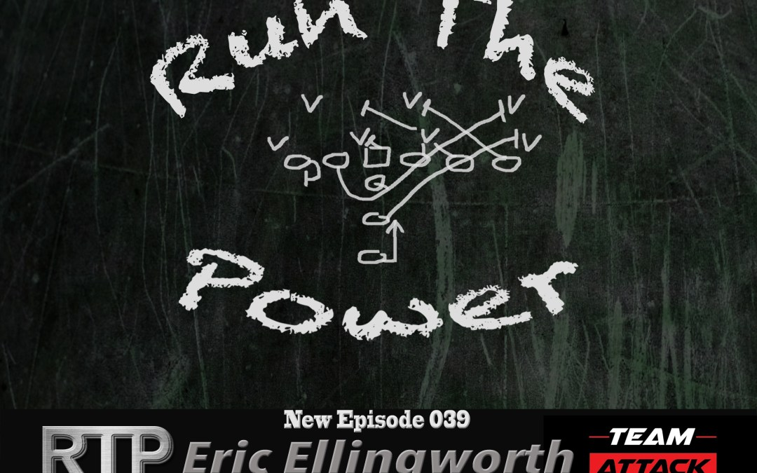 """""""Eric Ellingworth – Being an Offensive Graduate Assistant at University of Florida EP 039"""" Run The Power : A Football Coach's Podcast"""
