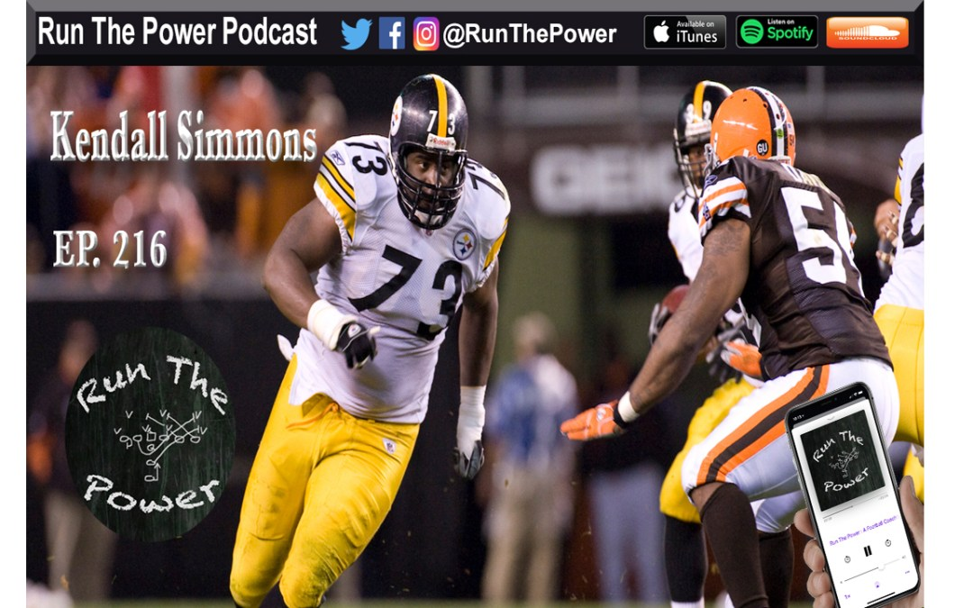 """Kendall Simmons – Auburn Analyst & Super Bowl Champ Ep. 216"" Run The Power : A Football Coach's Podcast"