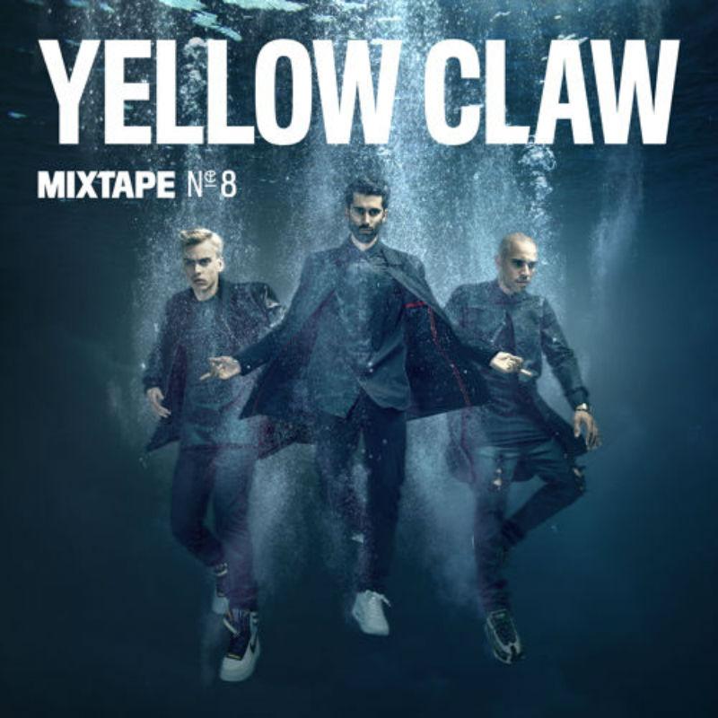 Yellow Claw Mixtape Vol 8  Free Dl  Run The Trap