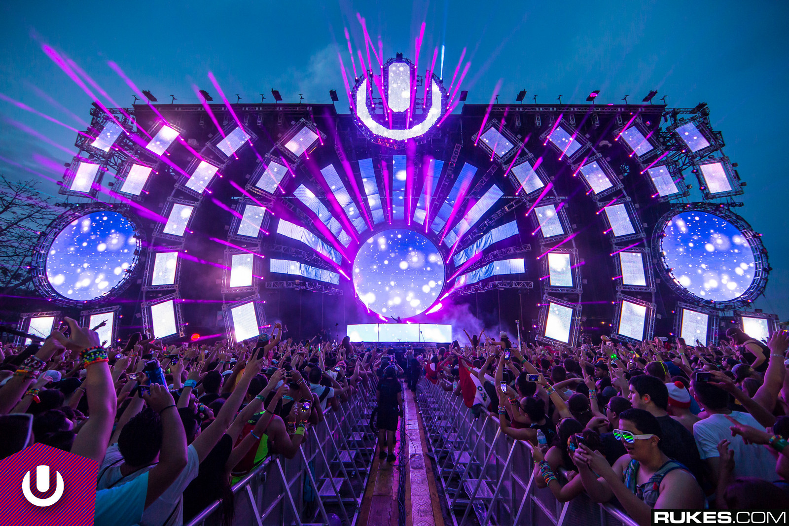 Relive Live Sets From Ultra Music Festival 2015 Run The Trap