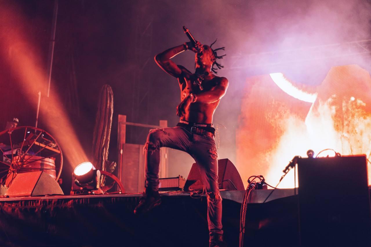 Travis Scott S 2018 Astroworld Festival Will Feature Post