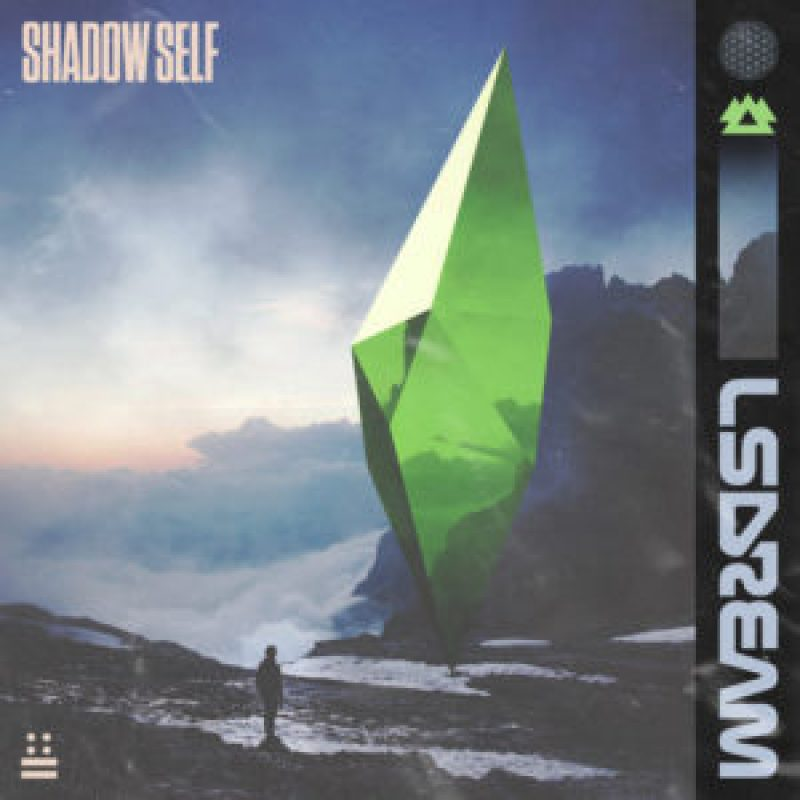 LSDREAM - SHADOW SELF - ARTWORK