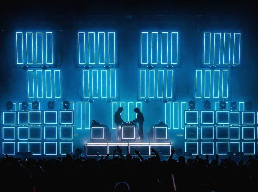 Justice Wins Best Dance/Electronic Album At 2019 Grammy Awards