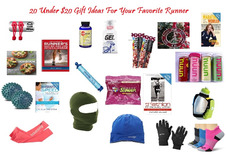 20 Under 20 Gift Ideas For Your Favorite Runner Run To