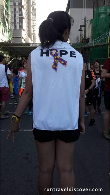 Hope Run 2016 - 3K Cape