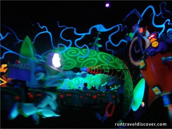 Hong Kong Disneyland - Zurg