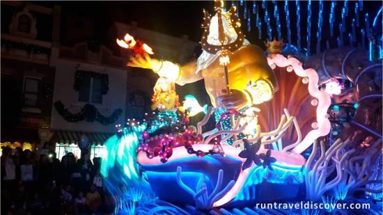 Hong Kong Disneyland - The Little Mermaid