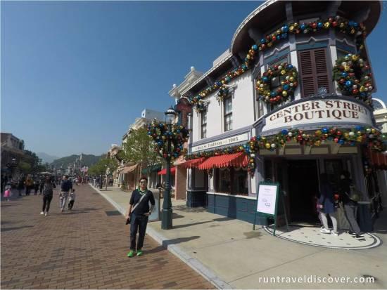 Hong Kong Disneyland - Main Street