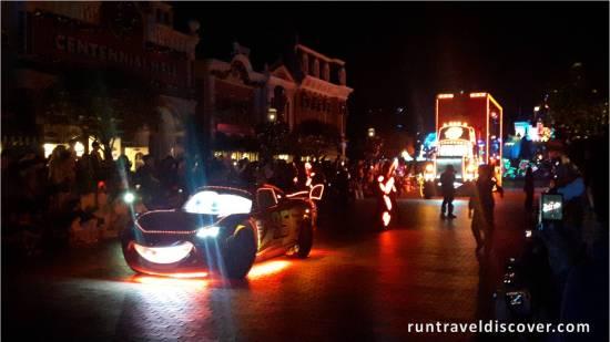 Hong Kong Disneyland - Cars