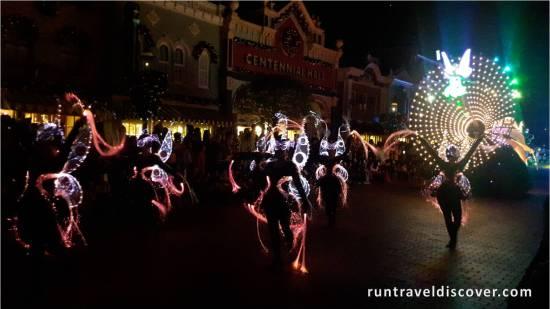 Hong Kong Disneyland - Tinker Bell
