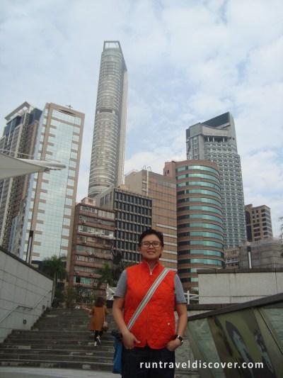 Hong Kong City Tour - Kowloon Buildings
