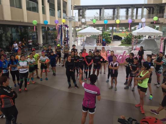 Girls Ride Out - Introduction