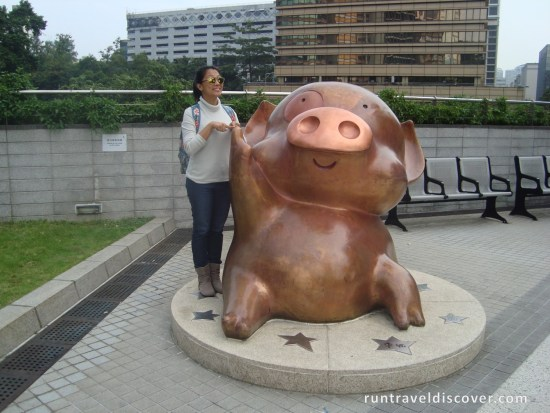 Hong Kong City Tour - McDull