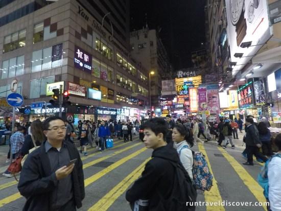 Hong Kong City Tour - Mong Kok