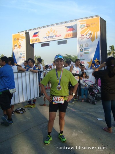 Pilipinas Run 2017 - Accomplished