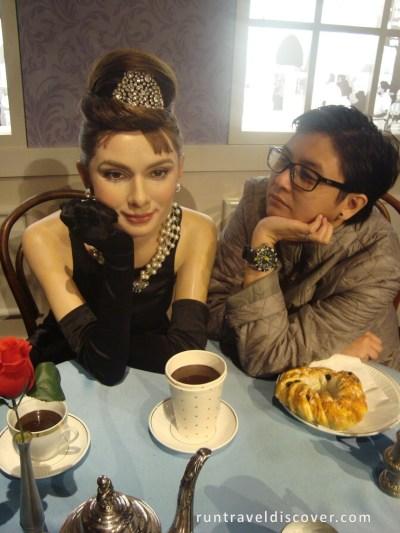 Central Hong Kong - Audrey Hepburn