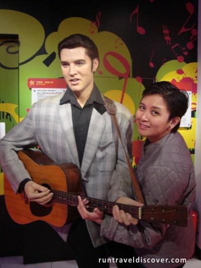 Central Hong Kong - Elvis Presley