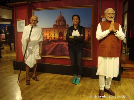 Central Hong Kong - Mohandas Gandhi
