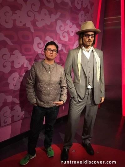 Central Hong Kong - Johnny Depp