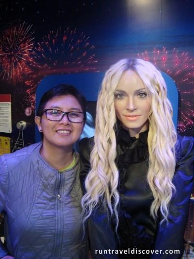 Central Hong Kong - Madonna