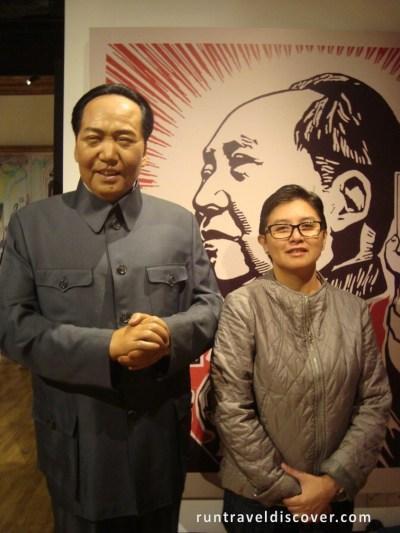 Central Hong Kong - Mao Zedong
