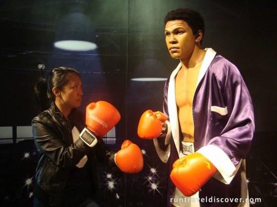 Central Hong Kong - Muhammad Ali