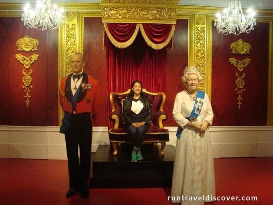 Central Hong Kong - Queen Elizabeth II