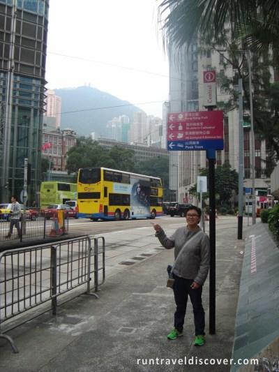 Central Hong Kong - The Peak Tram