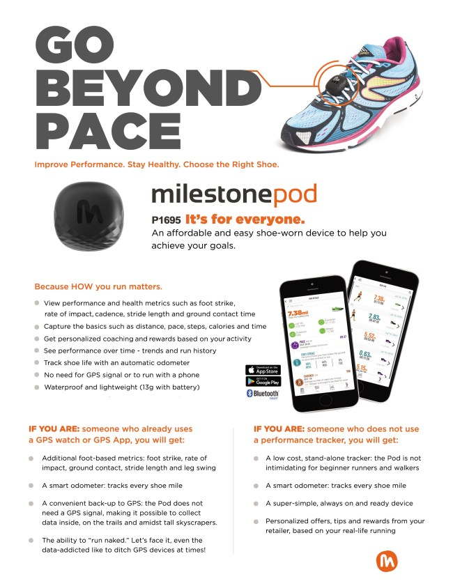 MilestonePod - At a Glance