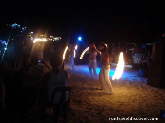 Puerto Galera - Fire Dance