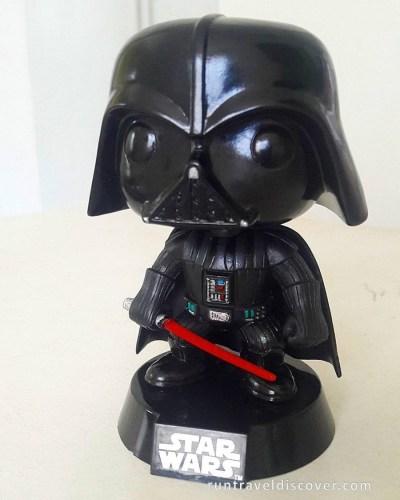 Duaman Duathlon 2017 - Darth Vader Funko Pop