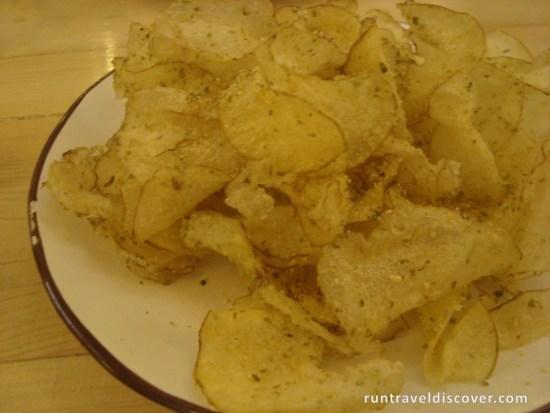 Sofrito Cuisine - Furikake Chips