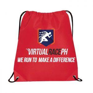 VirtualRacePH Revolution - Drawstring Bag