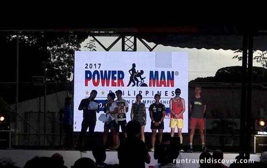 2017 Powerman Philippines - Elites