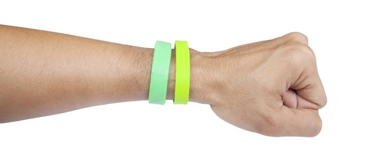 customisable-wristband