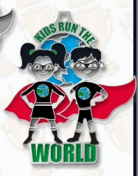 Kids Run The World Virtual Winner