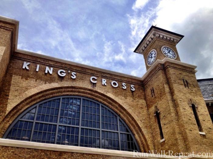 Universal Harry Potter Kings Cross