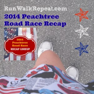 Peachtree Road Race Recaptled