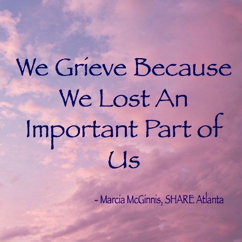 Infant Loss Grief Share ATL