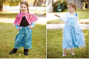 GroopDealz Frozen Inspired Princess Dresses Back In Stock!