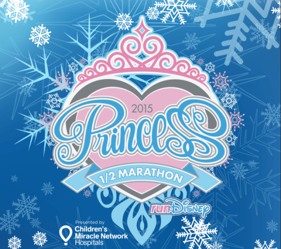 Princess Half Weekend Runner Event Guide