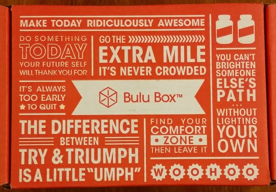 bulu box outside