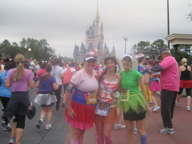 Main Street Princess Half