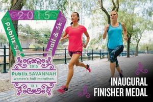 Last Chance Valentines Weekend for BIG Savings On Savannah Women's Half and 5k