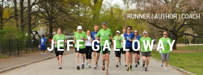 Run Faster Five Ways from Olympian JEff Galloway